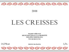 Les Creisses : Philippe Chesnelong