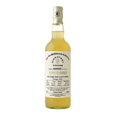 Ardmore 2008 Very Cloudy 40 % Signatory Vintage
