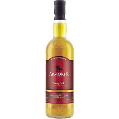 Whisky Armorik Sherry Cask 46 %