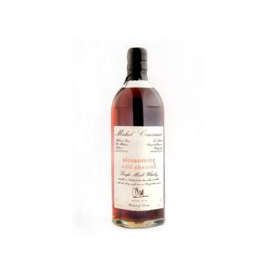 Blossoming Auld Sherried Single Malt Whisky 45 % Michel Couvreur