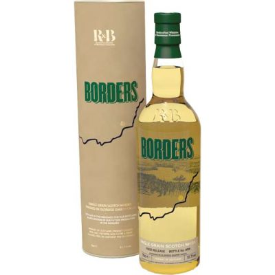 Whisky Borders Single Grain 51,7 %