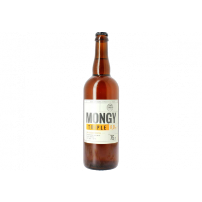 BRASSERIE CAMBIERMongy Triple blonde75cl