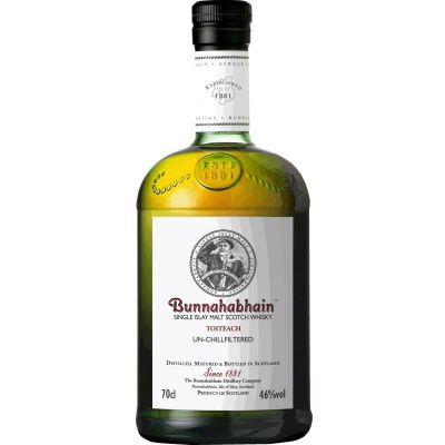 Bunnahabhain Toiteach 46 % Islay Single Malt Scotch Whisky