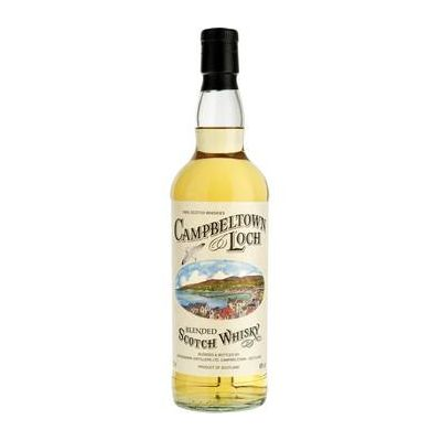 Campbeltown Loch 40 % Blended Scotch Whisky