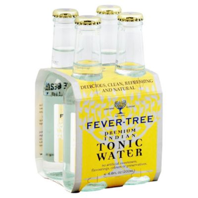 Fever - Tree Premium Indian Tonic Water  (20 CL*4)