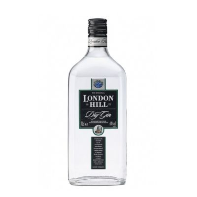 London Hill Dry Gin 70 cl