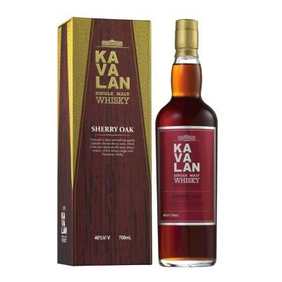 Kavalan Ex-Sherry Oak 46 %
