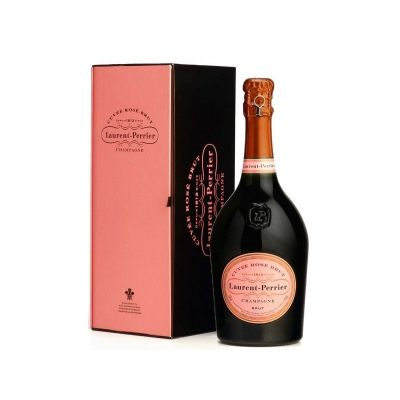 Laurent Perrier Rose 75cl en coffret