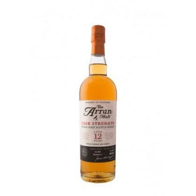Arran 12 ans Cask Strength 54.1 %