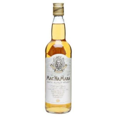 Mac Namara Gaelic Blended Scotch Whisky 40 %