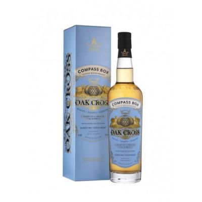 Oak Cross Compass Box Blended Malt Scotch Whisky 43 %