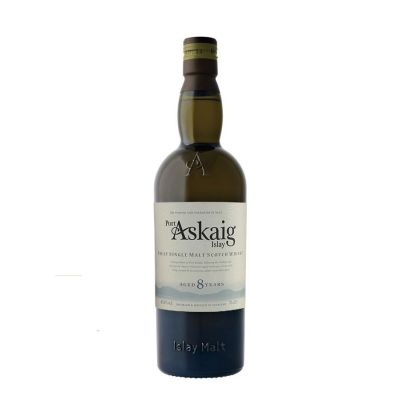 Port Askaig 8 ans 45.8 % Islay Single Malt Whisky - Écosse