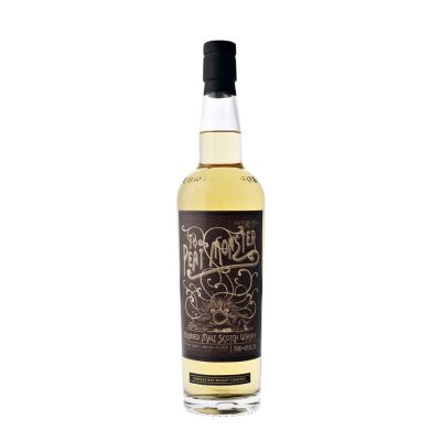 Peat Monster Blended Malt Scotch Whisky 46 % Compass Box