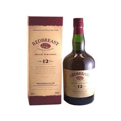 Redbreast  Pure pot Still 12 ans