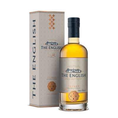 The English Smokey 43° 70cl