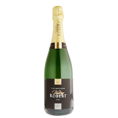Champagne Valéry Robert Extra brut 75 cl