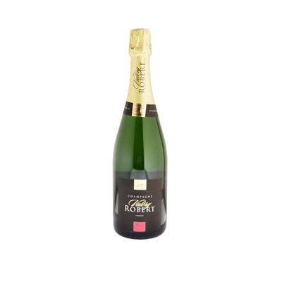 Champagne Valéry Robert brut 75 cl